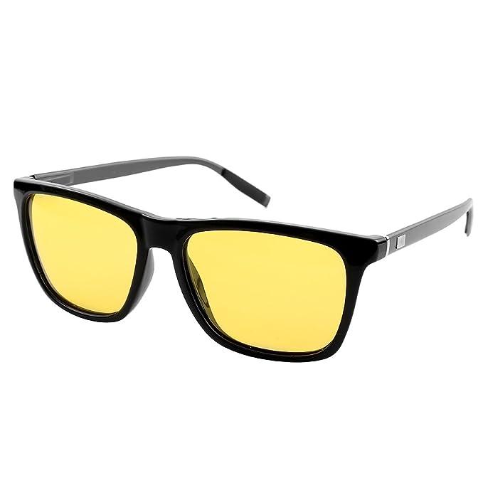 VBIGER Polarizado Gafas De Sol Retro Wayfarer para Hombre y Mujer Protección UV