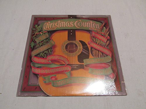 A Country Christmas: Volume 2 [ 1983 LP Vinyl Record ] - Country Christmas Volume