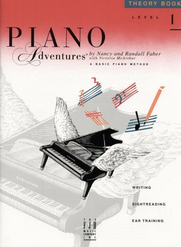 (Piano Adventures: Theory Book Level 1)
