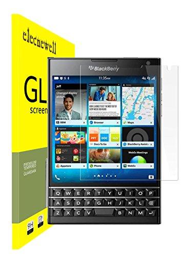 Blackberry Passport Glass Screen Protector, NEWELL