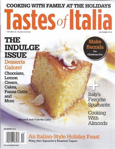 Tastes of Italia (December 2013) Italian Christmas Eve Food