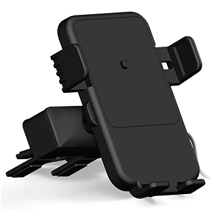 Amazon.com: WUS Soporte de teléfono para coche, soporte de ...