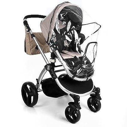 Froggy Capota impermeable para carrito de bebé Magica