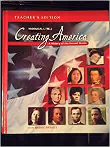 McDougal Littell Creating America : Student Edition Grades 6-8 Beginnings...