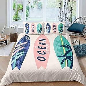 51viCzpcNGL._SS300_ Surf Bedding Sets & Surf Comforter Sets