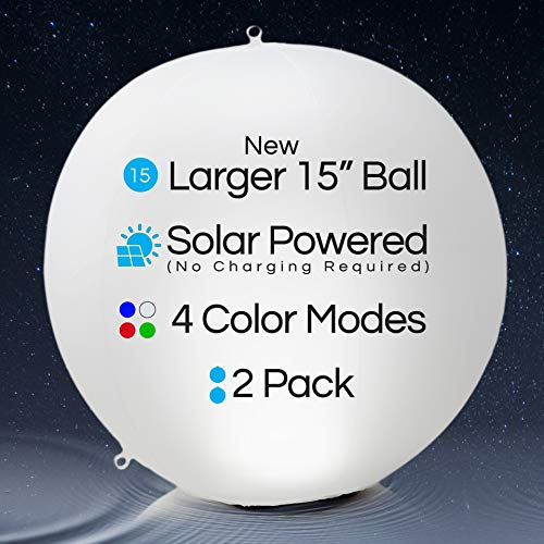 Solar Led Light Balls