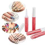 10 Pieces Nail Tip Glue Beauty False Adhesive