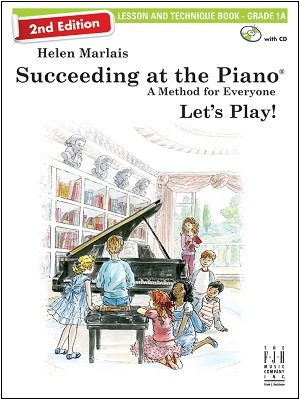 Succeeding at the Piano Theory and Activity Book (Grade 1A) 2nd edition (The Succeeding At Piano Christmas)
