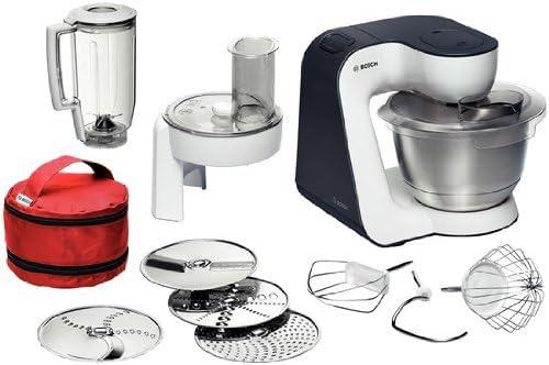 Bosch MUM52E32 Styline - Robot de cocina, color blanco: Amazon.es: Hogar