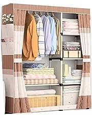 Portable Wardrobe Clothes Storage Organizer
