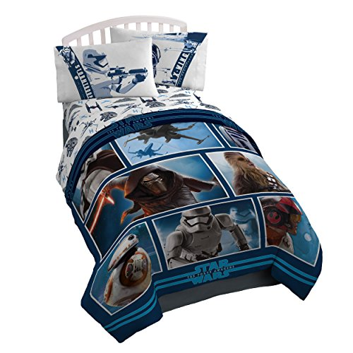 Star Wars Action Reversible Comforter