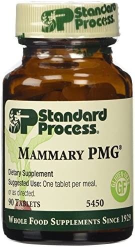 Standard process- Mammary PMG, 90 Tablets