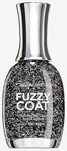 SALLY HANSEN Fuzzy Coat Special Effect Textured Nail Color - Tweedy