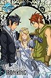 Julie Kagawa: The Iron King #2 (The Iron Fey Manga series)