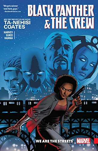 Black Panther And The Crew: We Are The Streets (Black Panther And The Crew (2017)) cover