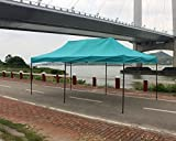 Cheap American Phoenix 10×10 10×20 10×15 Multi Color and Size Portable Event Canopy Tent, Canopy Tent, Party Tent Gazebo Canopy Commercial Fair Shelter Car Shelter Wedding Party Easy Pop Up (10×20, Teal)