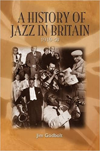 Book A History of Jazz in Britain, 1919-50