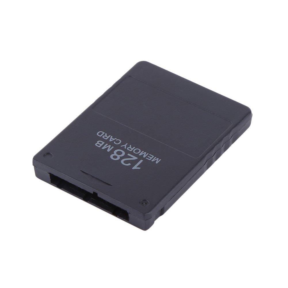 256M fosa Playstation 2 Memory Card 8M-256M Scheda di memoria ad alta velocit/à per Sony PlayStation 2 PS2 Console Giochi Accessori