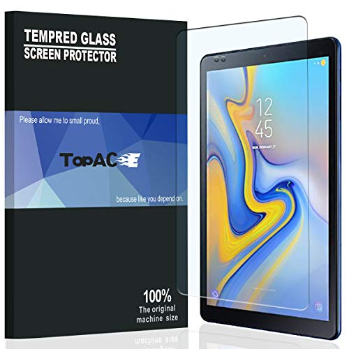Samsung Galaxy Tab A 8.0 2018 Screen Protector, TopACE 2-Pack Ultra-Clear Premium Film for Samsung Galaxy Tab A 8.0 T387 2018 Release (2-Pack)