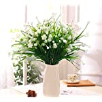 LoveniMen-Artificial-Camellia-Flowers-Plastic-Daffodils-Fake-Plants-Wedding-Bridal-Bouquet-Party-Indoor-Outdoor-DIY-Home-Garden-Verandah-Corridor-Table-Arrangements-Decoration-White-8pcs