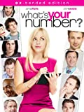 DVD : What's Your Number? EX-TENDED EDITION