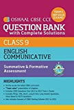 Oswaal CBSE CCE Question Bank with Complete Solutions for Class 9 Term I (April to Sep. 2016) English Communicative