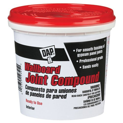 Lightweight Joint Compound - Dap 10102 Wallboard Joint Compound, 12-Pound