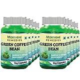 Morpheme Green Coffee Beans Extract 60 Veg Caps (Pack Of 10)