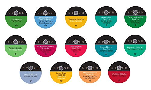 Two Rivers Coffee Bit of Everything Sampler Packs for Single-Cup Keurig K-Cup Brewers