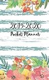 2019-2020 Pocket Planner: 2-Year Pocket