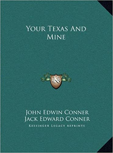 Book Your Texas And Mine