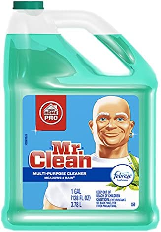 [해외]P&G Mr. Clean Home Pro wFebreze - Gal 4cs / P&G Mr. Clean Home Pro wFebreze - Gal, 4cs