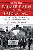 From the Palmer Raids to the Patriot Act, Christopher M. Finan, 0807044288