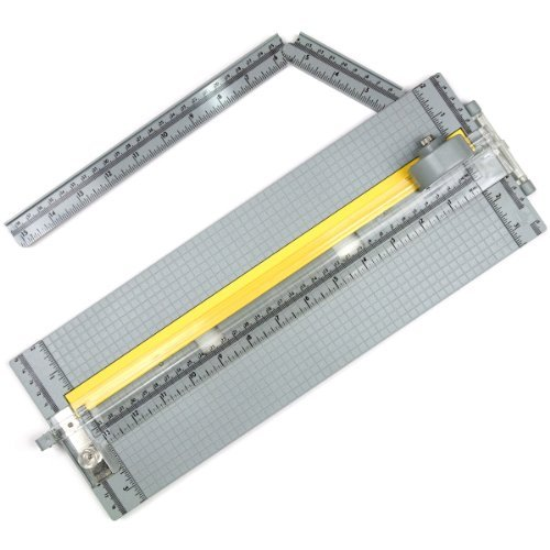 EK tools Rotary Paper Trimmer, New Package Model: 54-00046 Office Supply Store