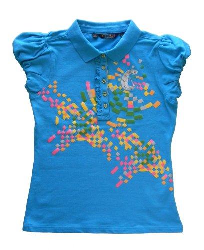 Coogi Girl's Top (X-Large 16, Blue)