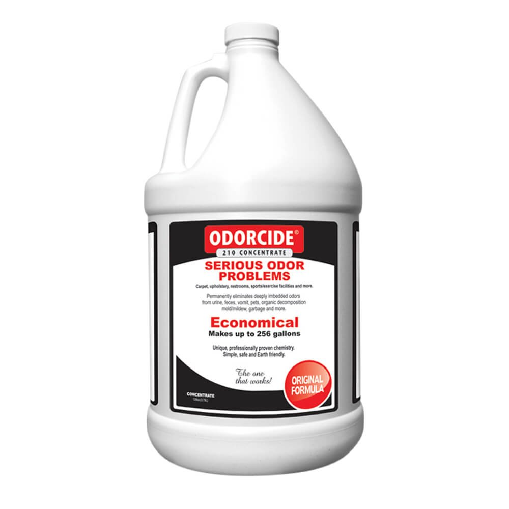 Odorcide Original Concentrate Pet Odor and Stain Removers, Gallon Size by Odorcide
