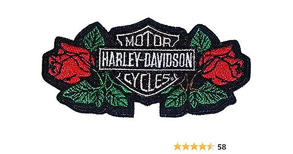 Set of 2 Dog Paw Black Iron On Sew On Embroidered Patch Appliqu\u00e9s Badge