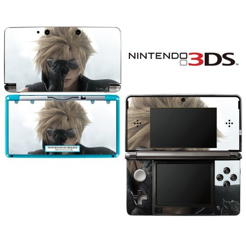 FF Cloud Decorative Video Game Decal Cover Skin Protector