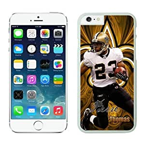 Orleans Saints Pierre Thomas Case Cover For SamSung Galaxy S5 Mini White NFL Case Cover For SamSung Galaxy S5 Mini 14255