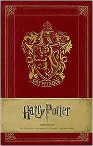 Multicolor 15x21 Adultos Unisex SD toys Cuaderno A5 Gryffindor Harry Potter