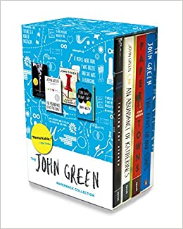 Pack John Green - 4 Volumes: Amazon.es: Green, John: Libros en idiomas extranjeros