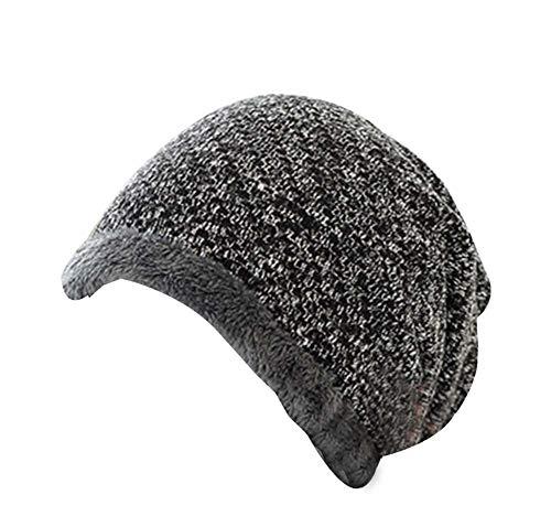 Invierno Multicolor33 Punto Black Grueso Moda Hombres de Sombrero Sombrero Sombrero Terciopelo Temptation Punto Plus de para 1 de 7tqFTUt
