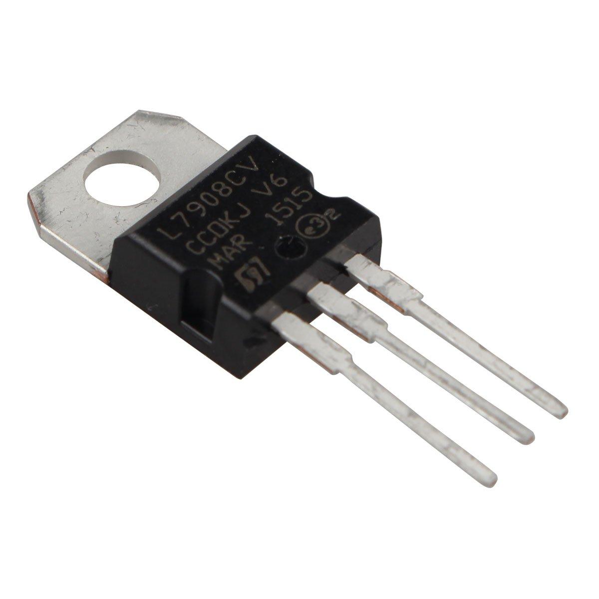 Haljia Triode Voltage Regulator L7805 7806 7809 7808 9 V Using Electronics