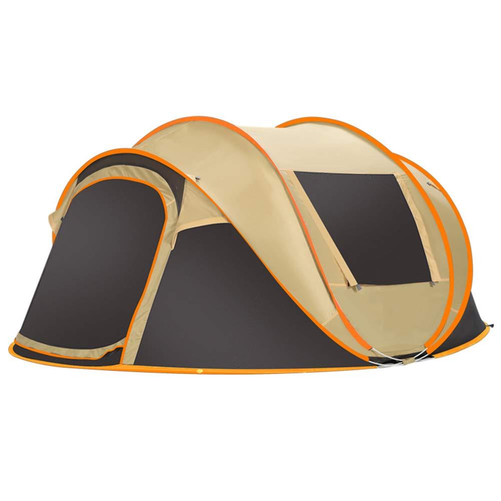 Outdoor product Zelt Im Freien, 2-3-4 Automatische Geschwindigkeit öFfnen Tragbares Zelt, FamiliencampingStiefelart Im Freien Kampierendes Strandzelt ,Nanayaya