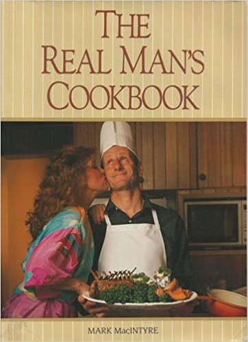 Book The Real Man's Cookbook