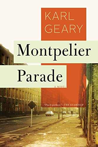 Montpelier Parade: A Novel cover