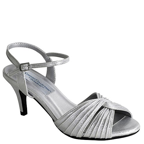 Matilda Dyeables Dyeables Matilda Sandal Women's Silver qwPZwY