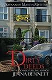 img - for Dirty Deeds (Savannah Martin Mysteries) (Volume 9) book / textbook / text book