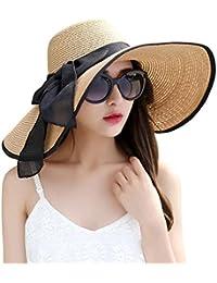 amazon com lanzom sun hats hats caps clothing shoes jewelry