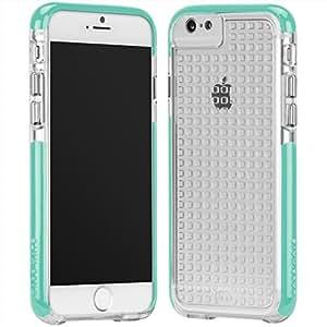 Case-Mate iPhone 6 Tough Air - Clear/Pool Blue